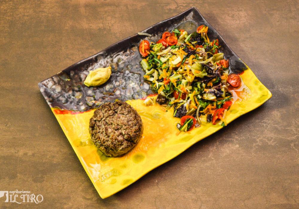 Battuta-al-coltello-con-insalata-catalana - FATTO